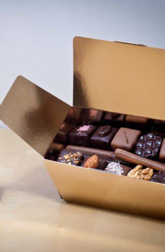 Ballotin de chocolats Laia 300g