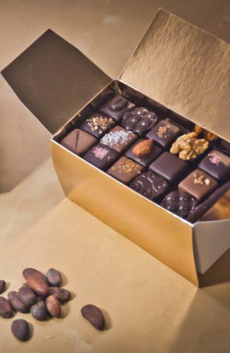 Ballotin de chocolats Laia 500g